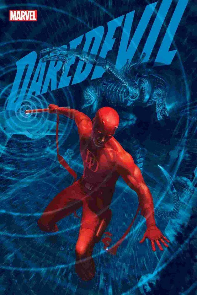 marvelvsaliendaredevil26rahzzah1242010-683x1024 Marvel - Premier aperçu du crossover entre les Avengers et Alien