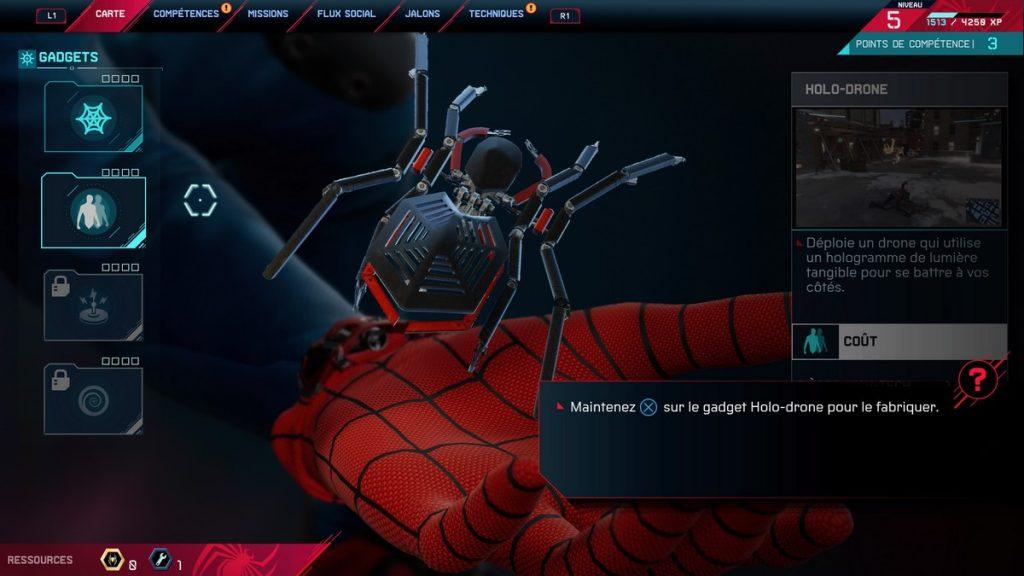 SpidermanMiles019-1024x576 Mon avis sur Marvel's Spider-Man : Miles Morales