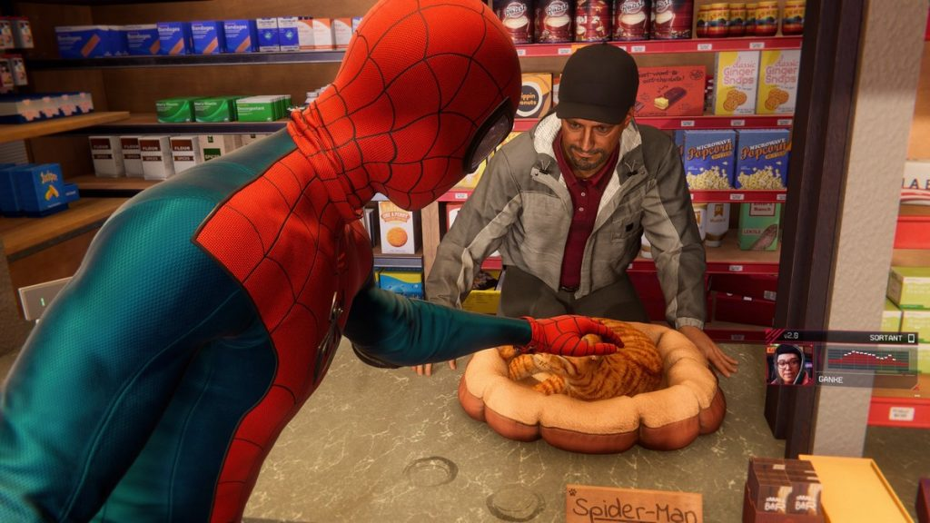 SpidermanMiles022-1024x576 Mon avis sur Marvel's Spider-Man : Miles Morales
