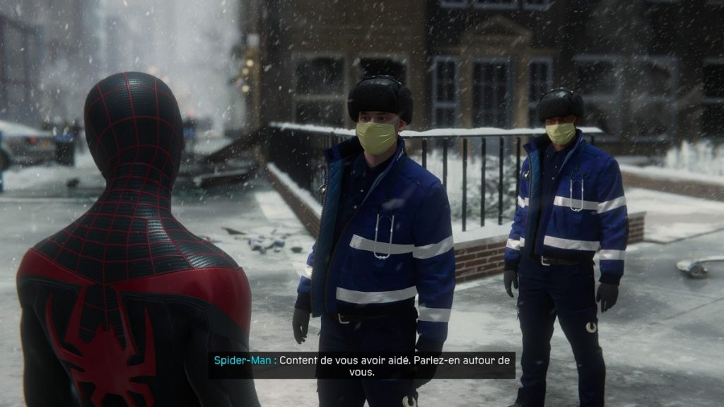SpidermanMiles034-1024x576 Mon avis sur Marvel's Spider-Man : Miles Morales