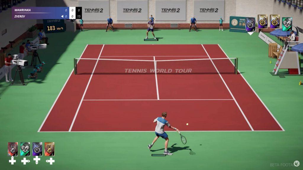 Tennis-World-Tour-2-match-1024x576 Mon avis sur Tennis World Tour 2 - Retour gagnant?