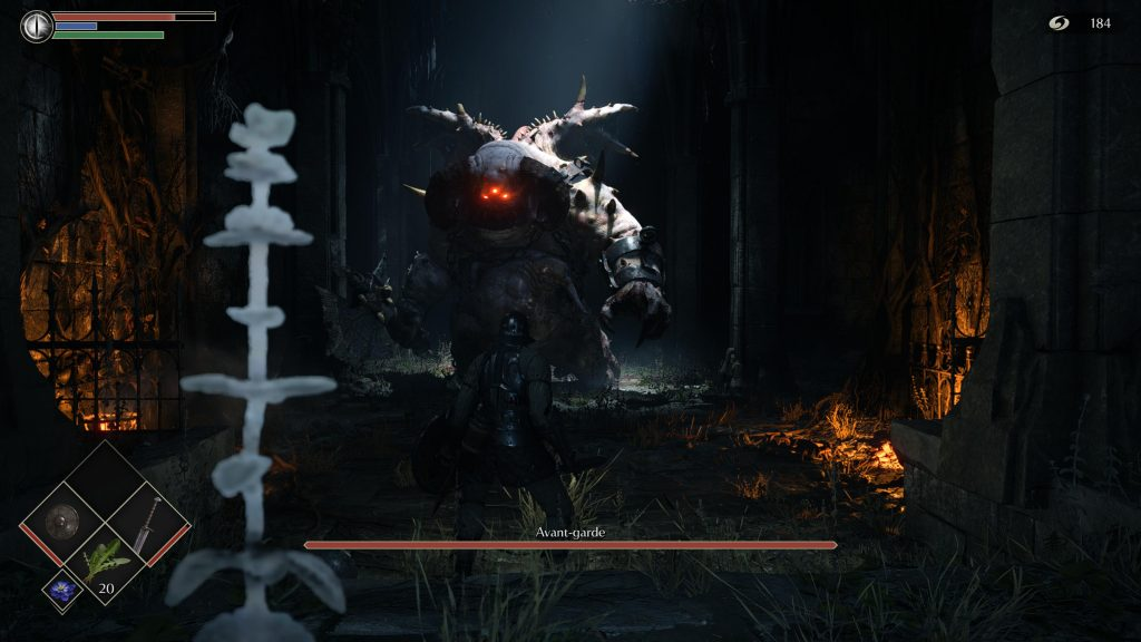 Demons-Souls_20201125234007-1024x576 Mon avis sur Demon's Souls Remake : La où tout a recommencé