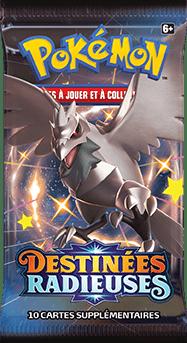 Destinees_Radieuses_Booster_Shiny_Corvaillus Pokemon - La nouvelle extension Destinées Radieuses du Jeu de Cartes