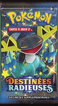 Destinees_Radieuses_Booster_Shiny_Lanssorien Pokemon - La nouvelle extension Destinées Radieuses du Jeu de Cartes