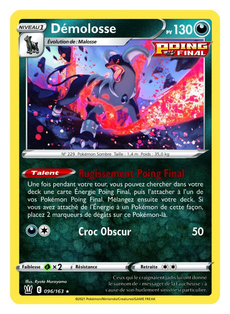 Epee_et_Bouclier_-_Styles_de_Combat_Demolosse-753x1024 La nouvelle extension Épée et Bouclier – Styles de Combat du JCC Pokémon