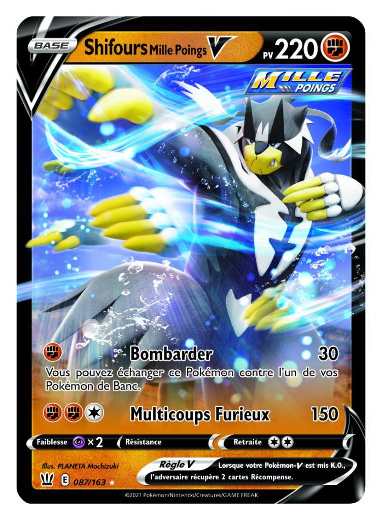 Epee_et_Bouclier_-_Styles_de_Combat_Shifours_V_Mille_Poings-753x1024 La nouvelle extension Épée et Bouclier – Styles de Combat du JCC Pokémon