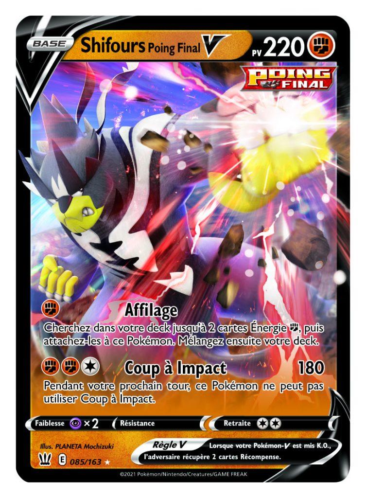 Epee_et_Bouclier_-_Styles_de_Combat_Shifours_V_Poing_Final-753x1024 La nouvelle extension Épée et Bouclier – Styles de Combat du JCC Pokémon