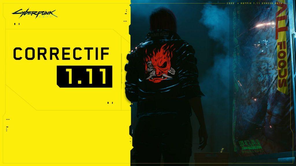 2a1e3a953917833bbaac972782671f8f4702a7e6-1280x720-1-1024x576 Cyberpunk 2077 - Patch Note 1.11 - La correction des corrections!