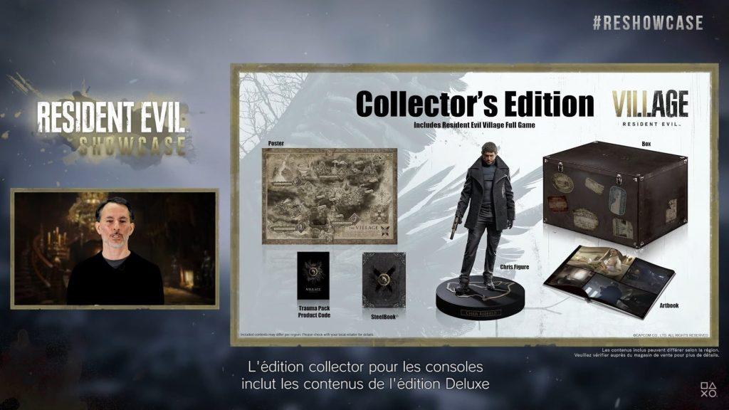 resident-evil-village-collector-1-1024x576 Resident Evil Village - Les éditions collector et spéciales!