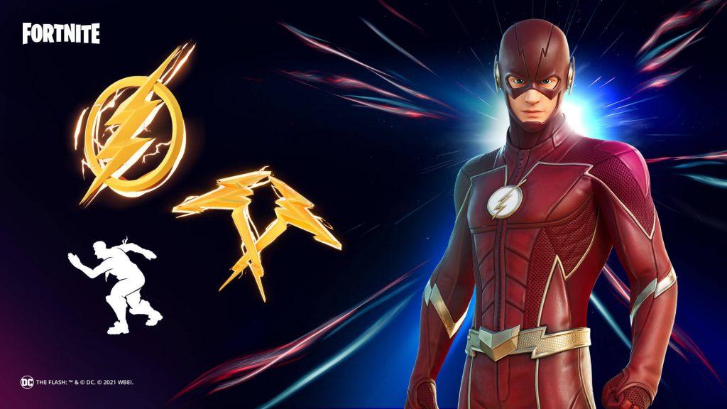 dcs-the-flash-bundle-fortnite-1920x1080-e54f8777c04b-1024x576 Fortnite - Flash (DC) arrive sur l'ile!