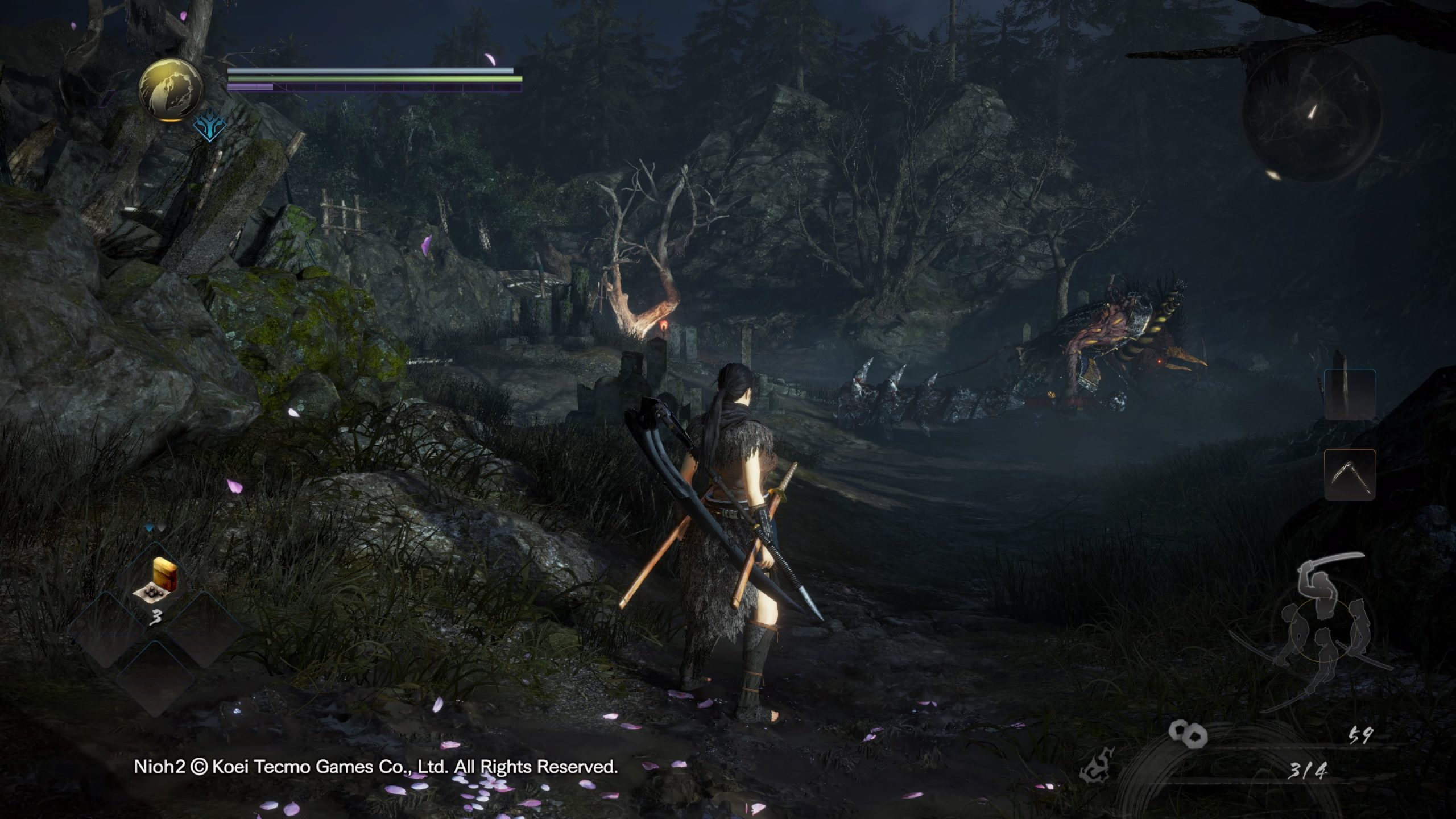 Nioh-2-Remastered-The-Complete-Edition_20210206161353-scaled Mon avis sur Nioh Collection