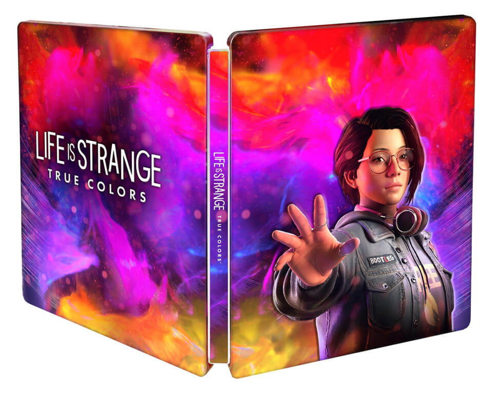 Steelbook-Life-is-Strange-True-Colors-Bonus-de-pre-commande Précommande - Life is Strange True Colors - Steelbook Offert!