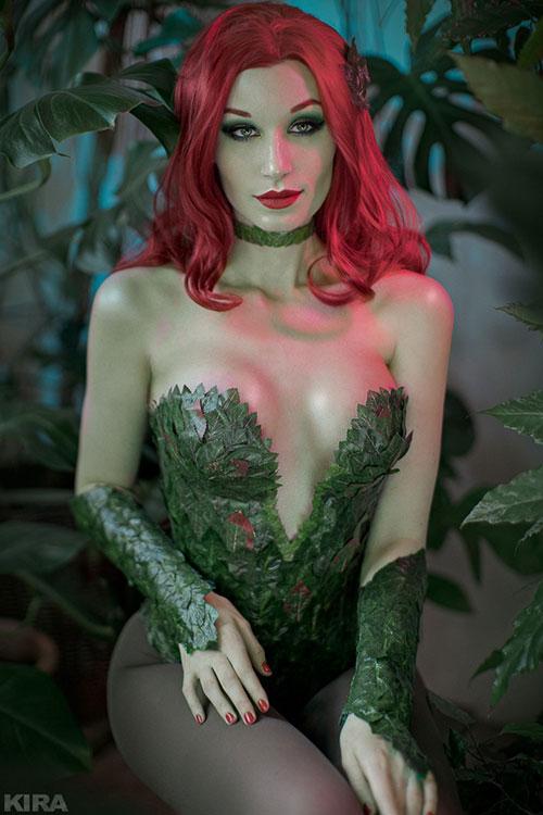 poison-ivy-cosplay-02-1 Un Cosplay de Poison Ivy – DC Comics #215