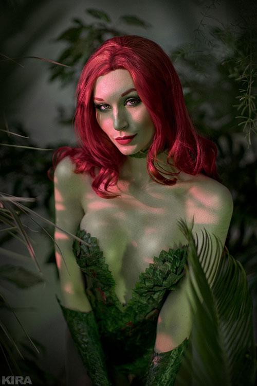 poison-ivy-cosplay-03-1 Un Cosplay de Poison Ivy – DC Comics #215