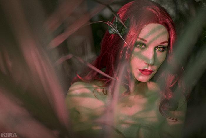 poison-ivy-cosplay-05 Un Cosplay de Poison Ivy – DC Comics #215
