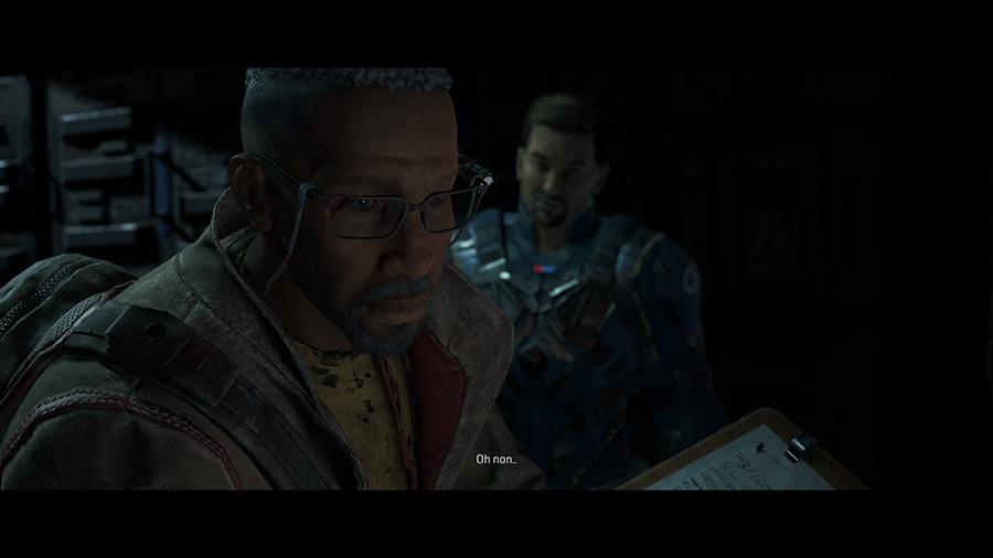 OUTRIDERS_scene1 Mon avis sur Outriders - Le nouveau looter - Shooter de Square Enix