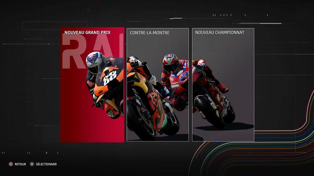 MotoGP21_Menu_solo Mon avis sur MotoGP 21 - Version 1.5 ?