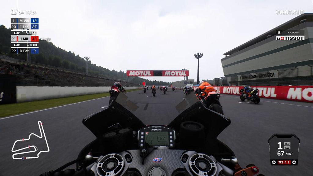 MotoGP21_Vue_guidon Mon avis sur MotoGP 21 - Version 1.5 ?