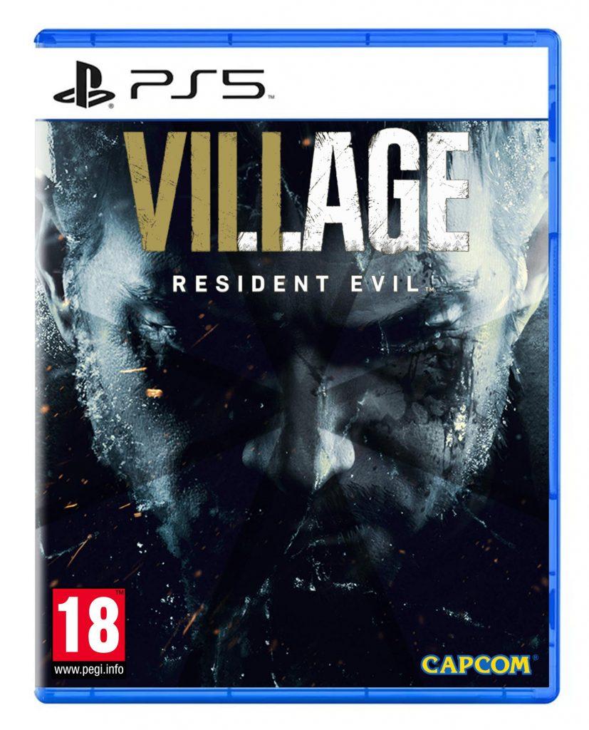 jaquette-827x1024 Mon avis sur Resident Evil Village