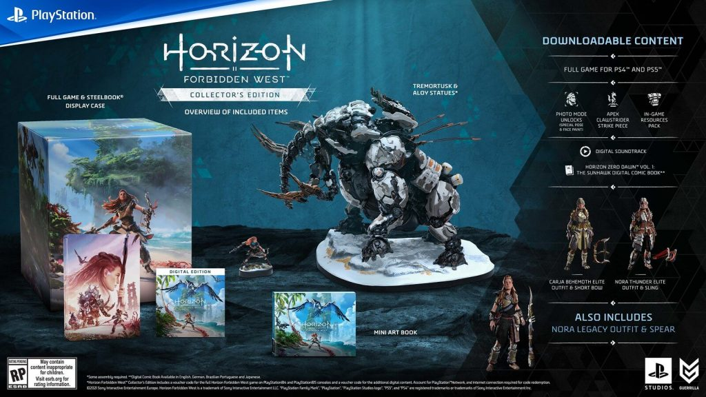 horizon_forbidden_west_collector-1024x576 Les éditions collector et spéciales de Horizon Forbidden West !