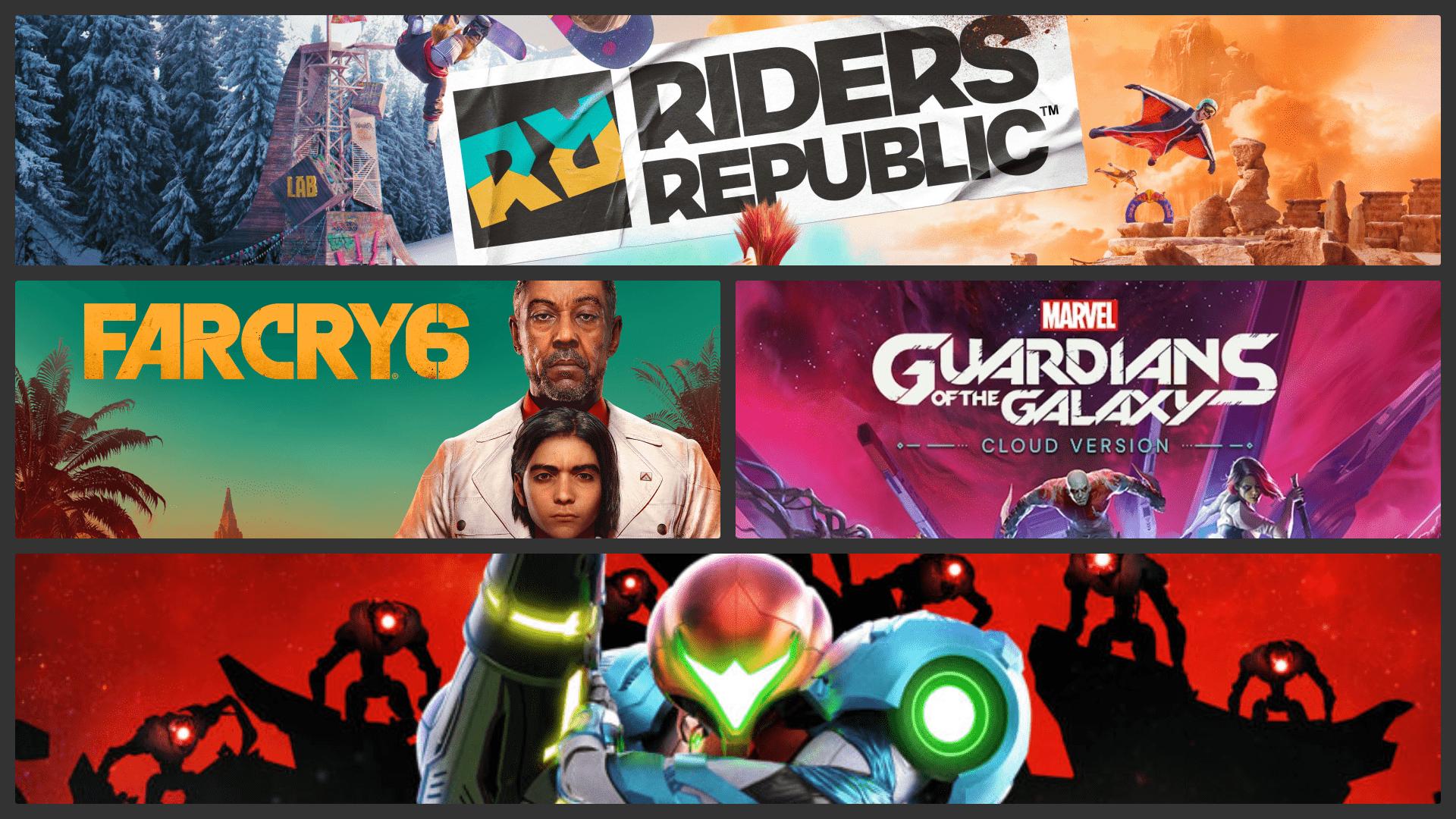 gameOctober21-1 Les principales sorties du mois d'Octobre 2021!